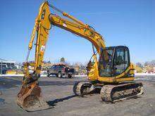 2008 JCB JZ140 Excavators