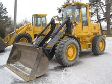 1998 JCB 416B Wheel loaders