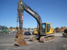 2005 VOLVO EC160B LC Excavators