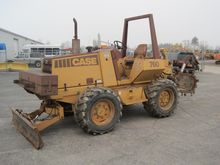 1991 CASE 760 Trenchers