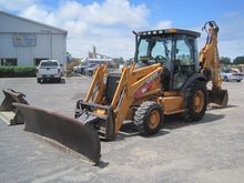 2002 CASE 580SM Backhoe loader