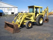 1974 FORD 6500 Backhoe loader