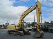 2001 KOBELCO SK330 LC Excavator