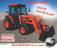 2016 KIOTI NX6010HST Tractors