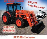 2016 KIOTI RX7320PCC Tractors