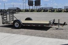2017 PJ Trailers C1 Car hauler