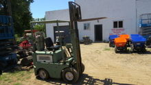 Used CLARK FORKLIFTS