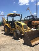 2005 NEW HOLLAND LB110 Backhoes