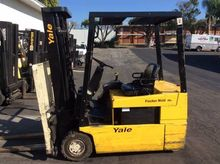 Yale Na Forklifts