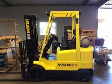 2002 HYSTER S50XM Forklifts