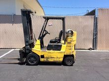 1989 Hyster S80xlbcs Forklifts