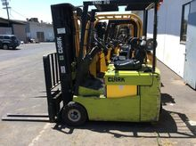 CLARK TMG20 Forklifts