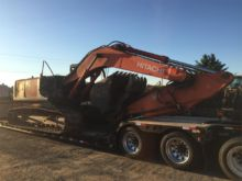 Used HITACHI ZX240 L