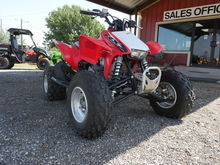 2014 TRX 450R UTILITY VEHICLE