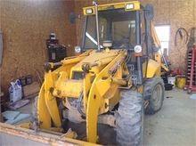 1997 JCB 210S Backhoe loader