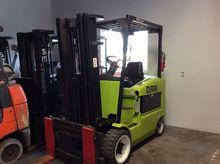 CLARK ECG32 Forklifts