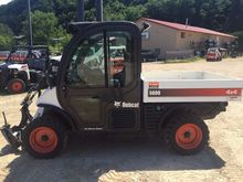 Used 2012 BOBCAT Too