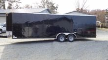 2015 8.5x24 ENCLOSED CAR HAULER