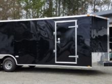 2016 Cynergy 8.5x20 Enclosed ca