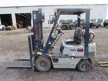 KOMATSU FG15C-15 Forklifts