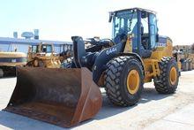 2011 DEERE 644K Wheel loaders