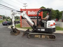 2015 BOBCAT E42 Mini excavators