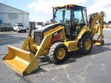 2006 CATERPILLAR 416E Backhoe l