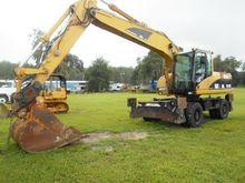 2007 CATERPILLAR 318C Excavator