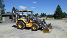 2012 VOLVO BL60 Backhoes