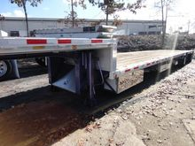 2006 DOONAN Trailer Drop deck