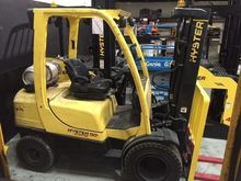 Used 2010 Hyster H50