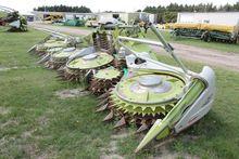 2012 Claas ORBIS 750 Harvesters