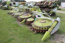 2011 Claas ORBIS 750 Harvesters