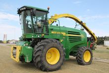 2012 John Deere 7950 Harvesters
