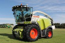 2013 Claas JAGUAR 980 Harvester