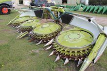 2015 Claas ORBIS 600 Harvesters