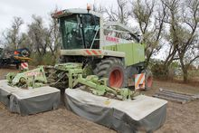 2001 Claas JAGUAR 870 Harvester
