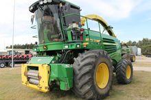 2011 John Deere 7950 Harvesters