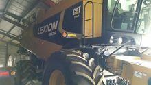 2009 Claas LEXION 560R Combines