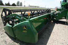 2008 John Deere 635F Harvesters