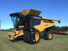 New 2014 Claas LEXIO