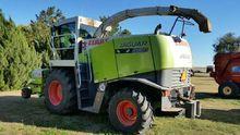 2008 Claas JAGUAR 850 Harvester