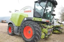 2012 Claas JAGUAR 980 Harvester