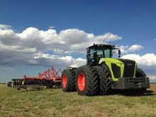 2015 Claas XERION 5000 TRAC Tra