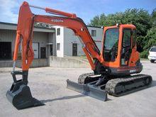 2003 KUBOTA KX161-3 Mini excava