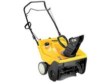 2016 Cub Cadet 1X 21 in. Snow b