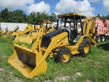 2002 CATERPILLAR 430D Backhoe l