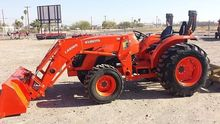 KUBOTA MX5100HST Tractors