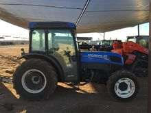 2014 NEW HOLLAND T4.105F Tracto