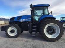 2013 NEW HOLLAND T8.300 Tractor